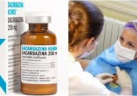 como se trata el melanoma con dacarbazina