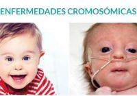 el síndrome de down está dentro de las enfermedades cromosómicas