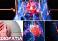 que es la miocardiopatía