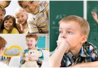 cuales son los síntomas de los niños hiperactivos