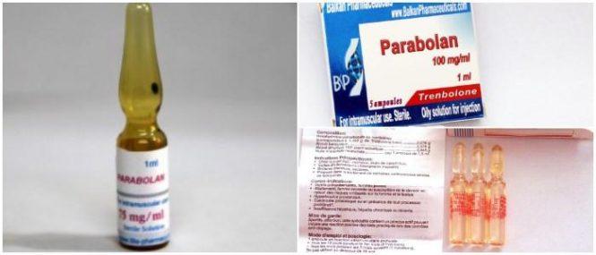 cual es la dosis de parabolan
