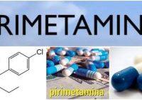 cuales son los efectos secundarios de la pirimetamina
