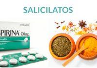 cuales son los alimentos con salicilatos