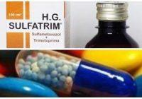clasificación y mecanismo de acción de la sulfonamidas