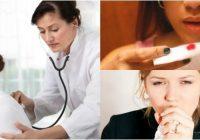 cuales son las causas de la tos con sangre