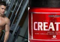 información acerca de la creatina