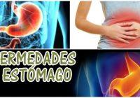 cuales son las enfermedades del estómago mas comunes