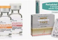 cuales son los efectos secundarios del paricalcitol