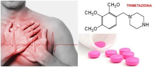 cuales son los beneficios de la trimetazidina