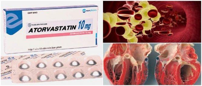 cuales son los beneficios de la atorvastatina