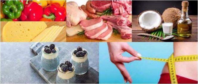 beneficios de la dieta ceto