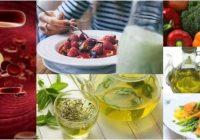 alimentos de una dieta para reducir el colesterol
