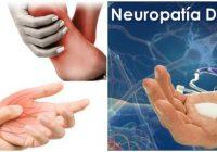 articulos de la neuropatia diabetica