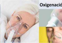 efectos de la oxigenación en la sangre