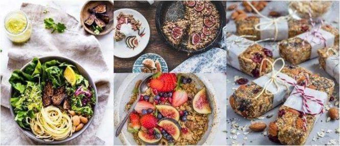 dietas saludables y deliciosas con higos