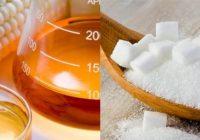que es más dañino el jarabe de maiz o el azucar