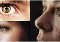 por que la alergia produce ojos llorosos