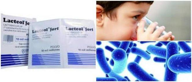 lacteol forte composicion