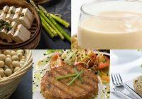 la proteína de soja para reducir el colesterol