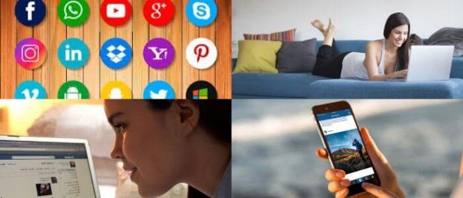 las redes sociales y la salud mental