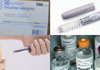 análogo de insulina humana de acción prolongada