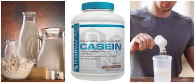 proteína de alta calidad